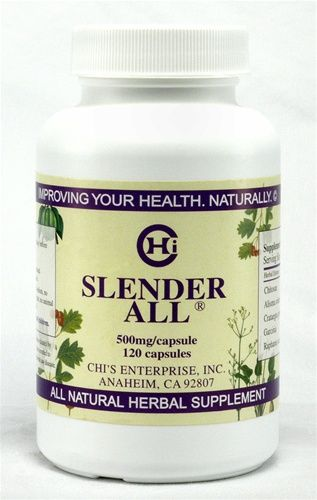 Featured Product of the Month - Slender All
