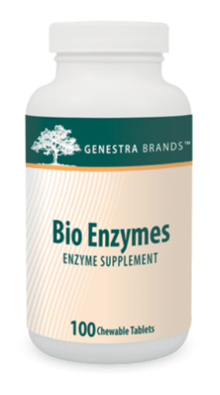 Supplement of the Month- Genestra Bio Enzymes