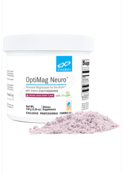 Supplement of the Month - Xymogen OptiMag Neuro
